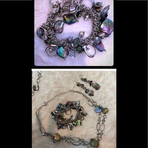 Erica Lyons jewerly necklaces bracelets earrings